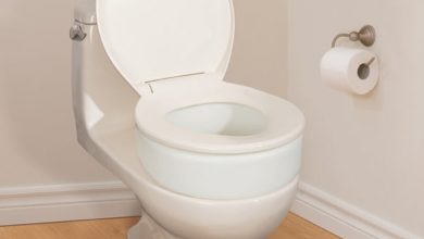 Learn more about toilet risers