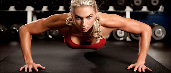 Female Body Building Supplements - How They Act On Female Body Builders