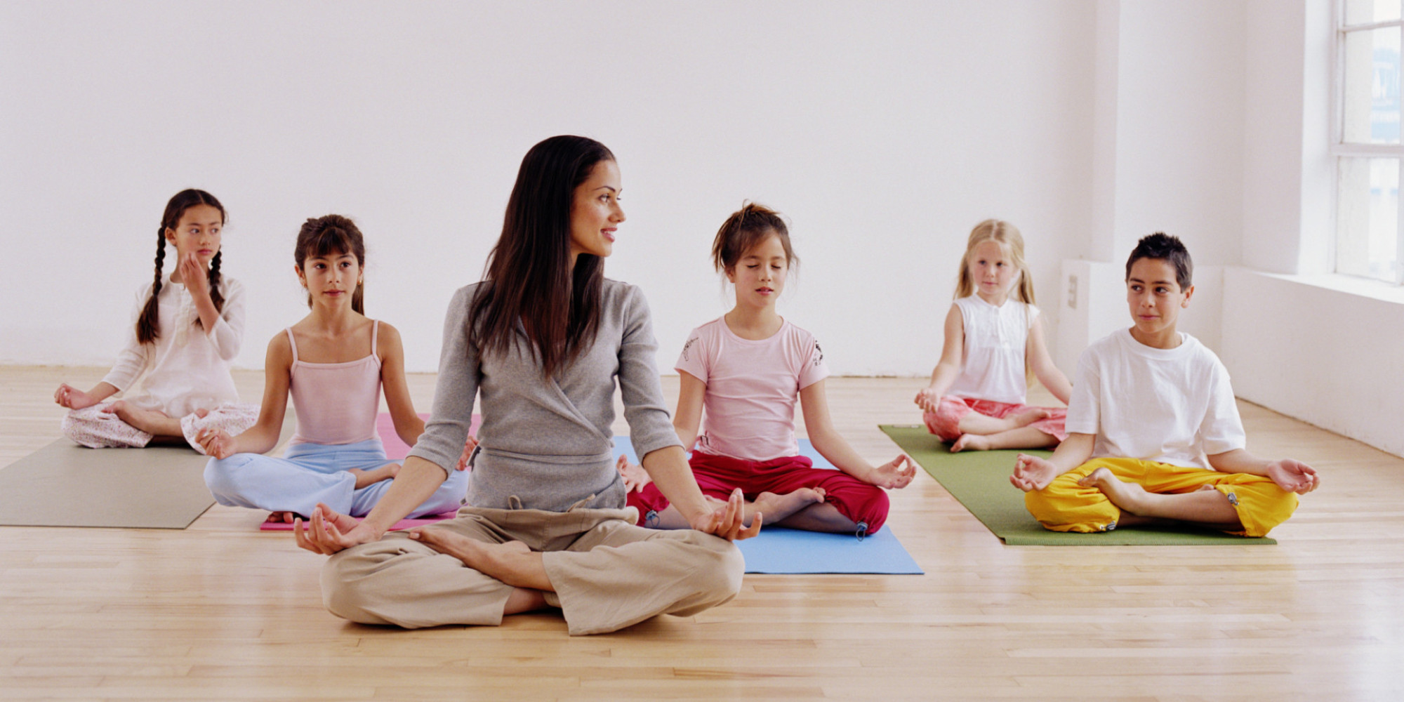 simple and Mindfulness exercise for Adults, Teens, and children.