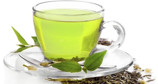 How is green tea beneficial for human health